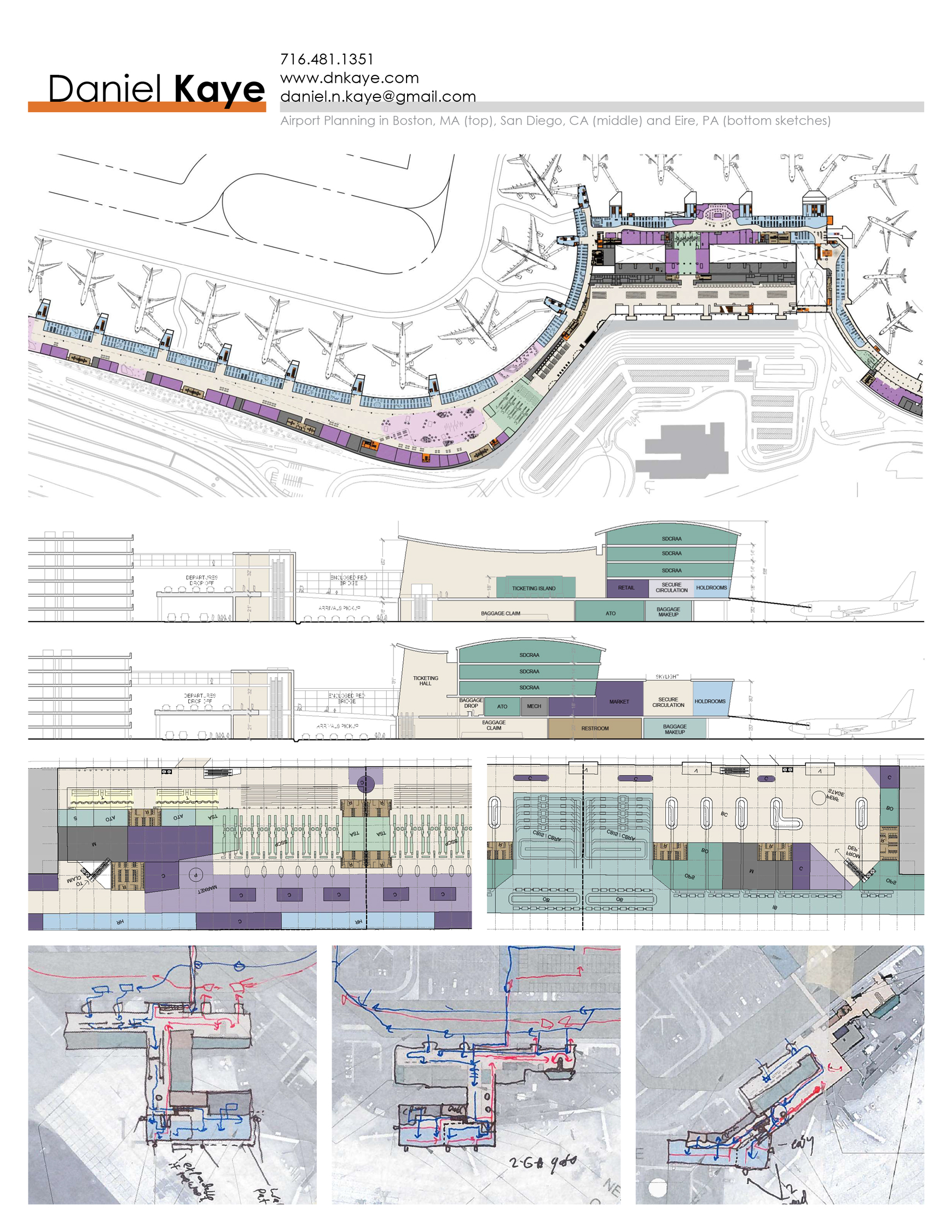 Daniel Kaye Sample Page - Airport Planning