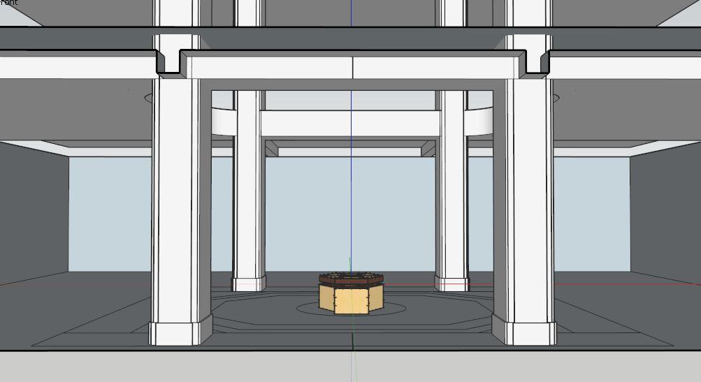 cajon table model